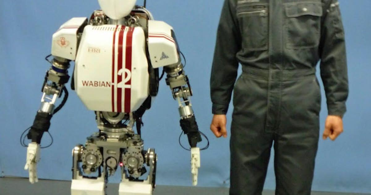ロボット 企業 ヒューマノイド ロボット関連株・銘柄まとめ
