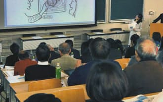 名古屋工業大学は開発した技術の活用法を一般公募した(名古屋市昭和区)