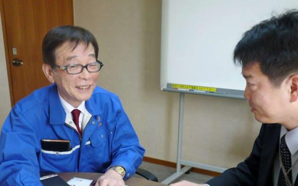 桑原電工は北九州銀行の支援を受けて韓国に工場を設立した(北九州市)