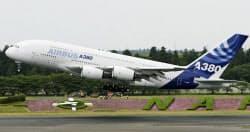 A380の購入契約を巡りスカイマークはエアバスから違約金を請求される恐れがある