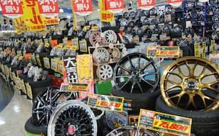 オートバックスセブンは中古カー用品の売買にブロックチェーンを活用する