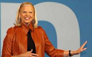 IBMのロメッティCEOは「ワトソン」を活用した消費者向けサービスも広げる