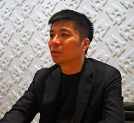 サイバーエージェントの藤田晋社長。新卒2年目で起業した、元祖「新卒社長」