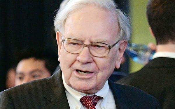 米国著名投資家のウォーレン・バフェット氏