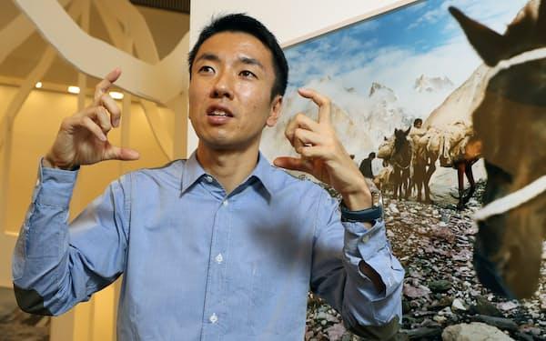 いしかわ・なおき 1977年東京生まれ。「CORONA」「DENALI」「最後の冒険家」など写真集・著書多数。
