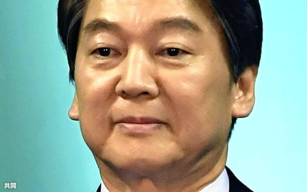 安哲秀氏=共同