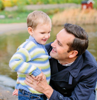 ビラーさんは息子の誕生に合わせて妻と同じ8カ月の休暇を取った