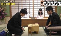 藤井四段が先輩棋士に挑んだ「炎の七番勝負」は注目を集めた