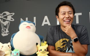 野村達雄氏 1986年、中国の黒竜江省生まれ。2011年東工大院修了、グーグルジャパン入社。13年に米グーグルに移籍する。14年、「グーグルマップ」でポケモンを集めるイベントに成功。その後、ナイアンティックに移籍し、ポケモンGOを開発した。