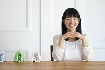 こんどう・まりえ 東京都出身。東京女子大学在学中の19歳の時に片づけコンサルティング業を開始。2010年に「人生がときめく片づけの魔法」(サンマーク出版)を出版。40カ国以上で翻訳され、シリーズ累計700万部超の大ヒットに。15年、米タイム誌の「世界で最も影響力のある100人」に選出。現在は米国を中心に活動中。