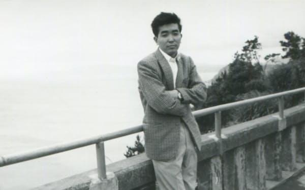 長崎時代は海をよく見ていた