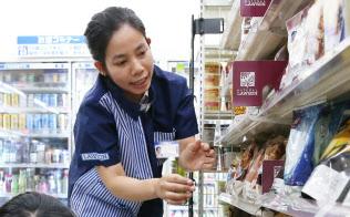 あらゆる分野で外国人労働者の割合が上がっている