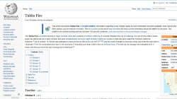 「ウィキペディア」に山火事の情報が集まった