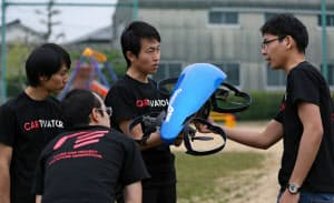 カーティベーターは草の根集団だが、自動車や航空機の技術者ら80人が集まっている