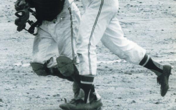 青春時代の全てを野球にささげた