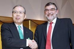 日本電産は仏グループPSAと駆動モーターの開発・生産で合弁設立へ