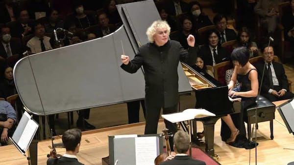 ラトル指揮ベルリン・フィル、有終の美 2017年音楽