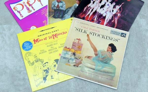 ニューヨークで買ってきたレコード