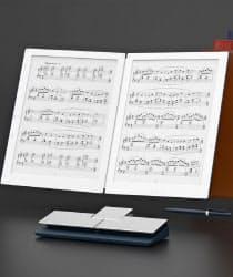 電子楽譜が音楽家に広がりつつある