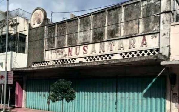 恋人の家族が経営していた店のあった建物(ジェンベル)