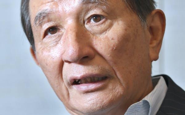 のもと・ひろふみ 1971年東京急行電鉄入社。2011年社長、18年4月会長。不動産開発が長く、東急グループ代表も兼ねる。70歳。