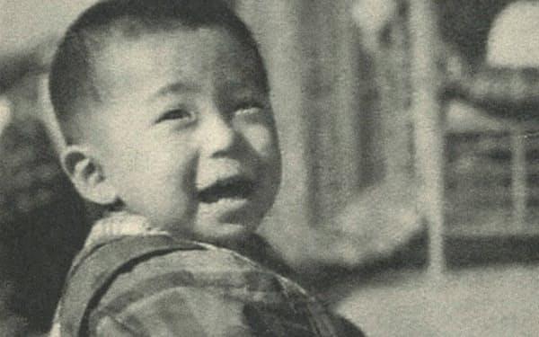 1歳のとき(1945年11月)