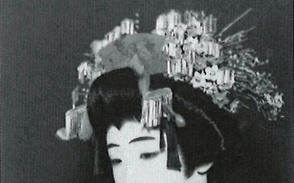 「戻駕」の禿