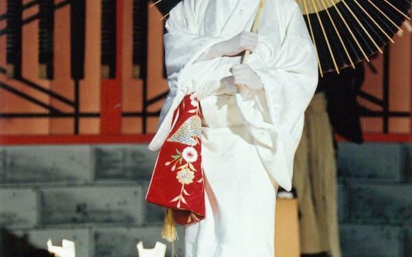 金丸座で上演した「再桜遇清水」(C)松竹