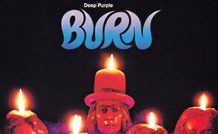 ディープ・パープルの「BURN」が人生を変えた=ワーナーミュージック・ジャパン提供