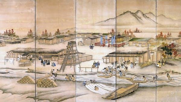 会津藩の北海道開拓記