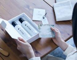 メデュラはオーダーメード感覚でヘアケア製品を購入できる