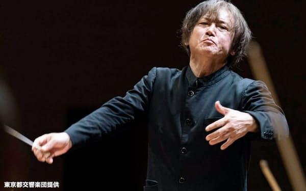 クラシック界の顔になった大野和士=東京都交響楽団提供