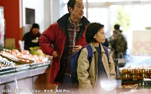 カンヌで最高賞を受賞した「万引き家族」(C)2018フジテレビジョン ギャガ AOI Pro.