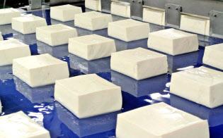 第三工場で導入したホットパック製法は賞味期限を3倍にした