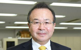 はやし・よしひろ 1982年慶大法卒、信州精器(現セイコーエプソン社)入社。94年に同社を退社し、ひかり味噌に入社。常務取締役特販営業部長などを経て、2000年4月から現職。長野県出身。