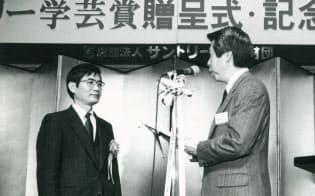 「米国の日本占領政策」でサントリー学芸賞を受けた