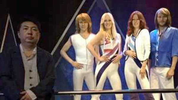 ABBAに心躍らせ45年