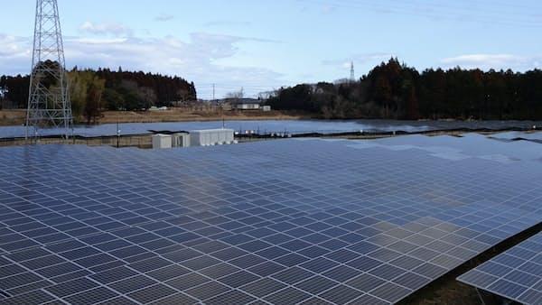福島、太陽・風力拠点に変貌 持続可能な事業計画 必要