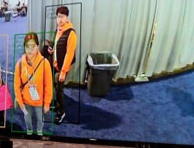 1月開催のCESでは、コンピューター画像で洋服を認識するAIなども登場した