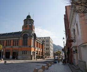 ノスタルジックな街並みが訪日客を引きつける