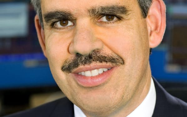 Mohamed A. El-Erian 英オックスフォード大博士。米債券運用大手ピムコの最高経営責任者(CEO)を経て現職。著書「市場の変相」で金融危機を予測。60歳