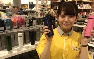 ポケトルは想定を上回る好調な売れ行き(東京都中央区のロフト銀座店)
