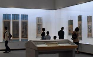 千葉市美術館ではドラッカーコレクションの寄贈を受け、展覧会を開催した