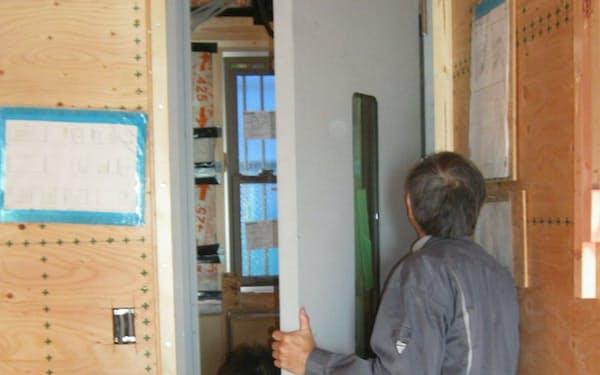 防音ドアは販売開始から3カ月で1600万円を売り上げた
