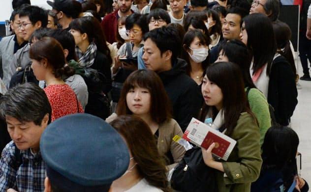 20代女性は海外旅行熱が高い
