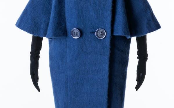 装苑賞を受賞したコート