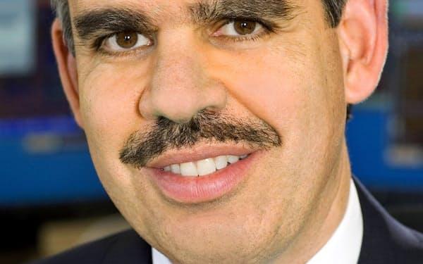 Mohamed A. El-Erian 英オックスフォード大博士。米債券運用大手ピムコの最高経営責任者(CEO)を経て現職。著書「市場の変相」で金融危機を予測。61歳