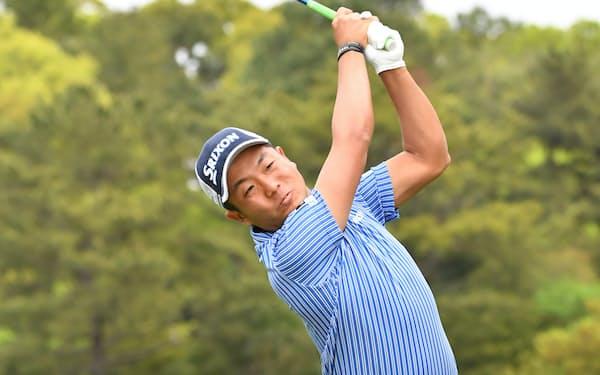 7月の全英オープンでは自分らしいゴルフで予選を突破した