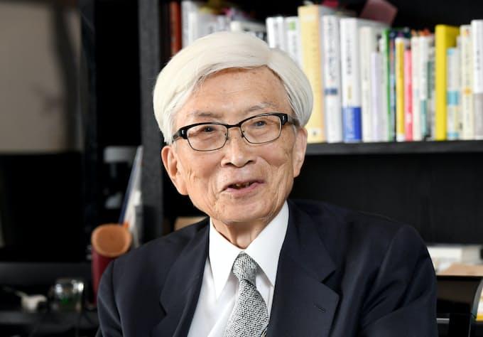 野中郁次郎(19)「四人組」: 日本経済新聞