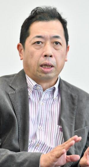 放送大学教授 原武史氏